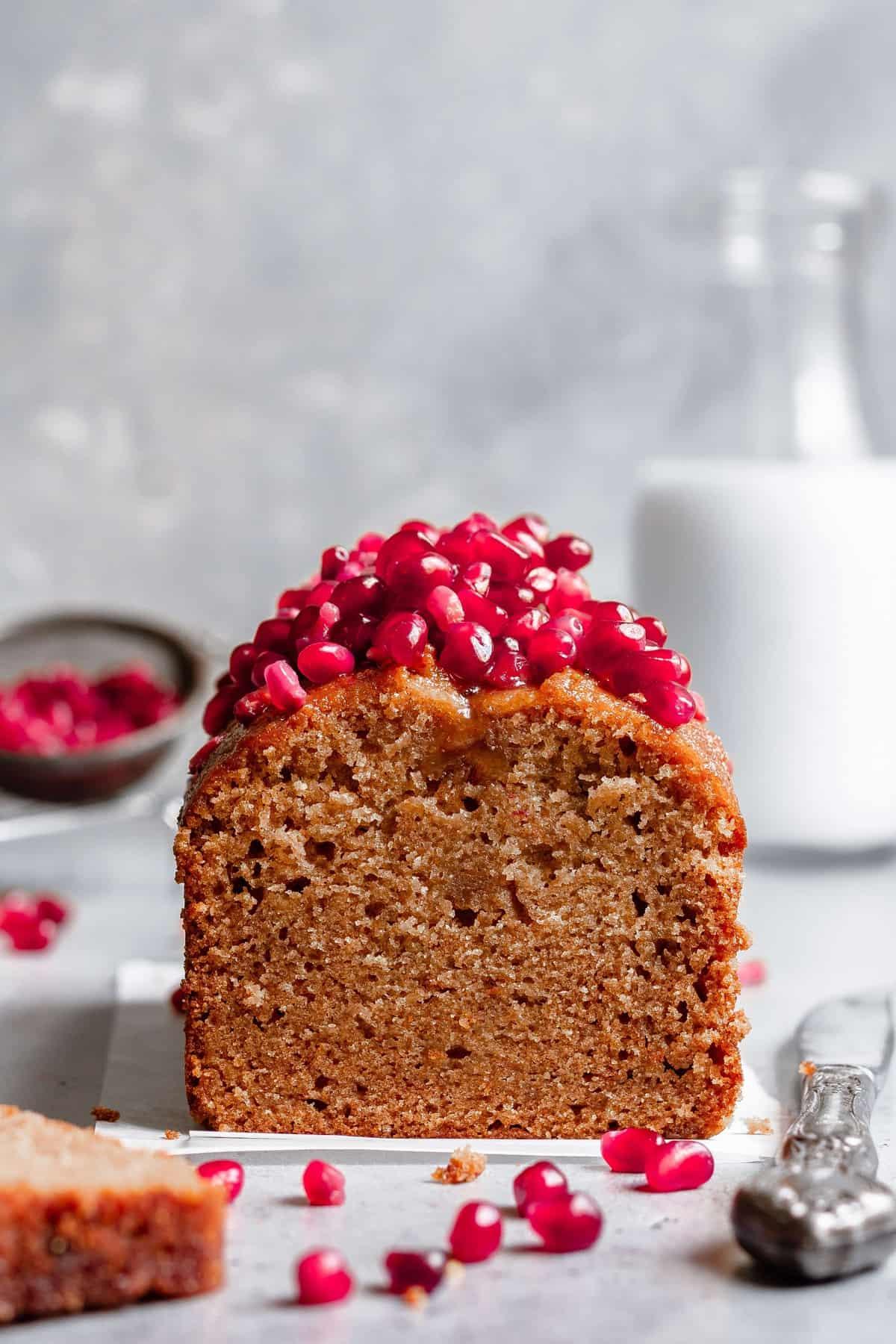 Jewish Honey Cake Is Soft Sweet And Non Dairy Tradiotional Cake Recipe