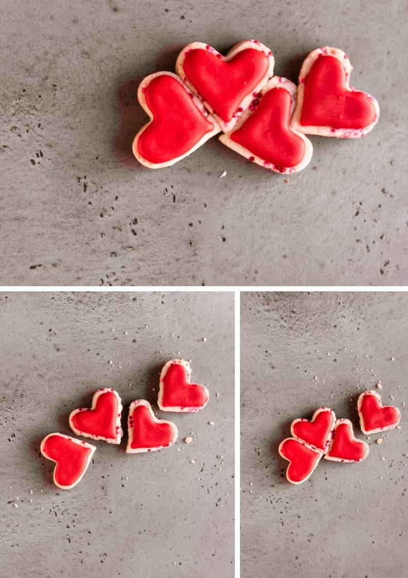 Valentine Cookies In A Snap
