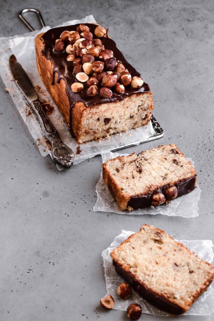 Hazelnut Butter Cake