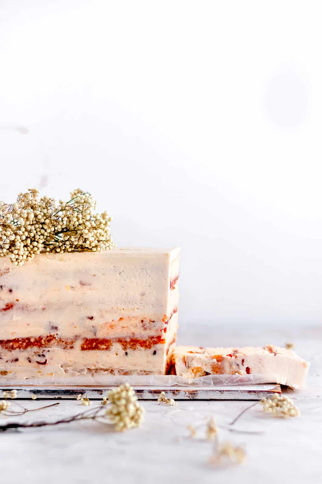 Candied Apples Honey Cake