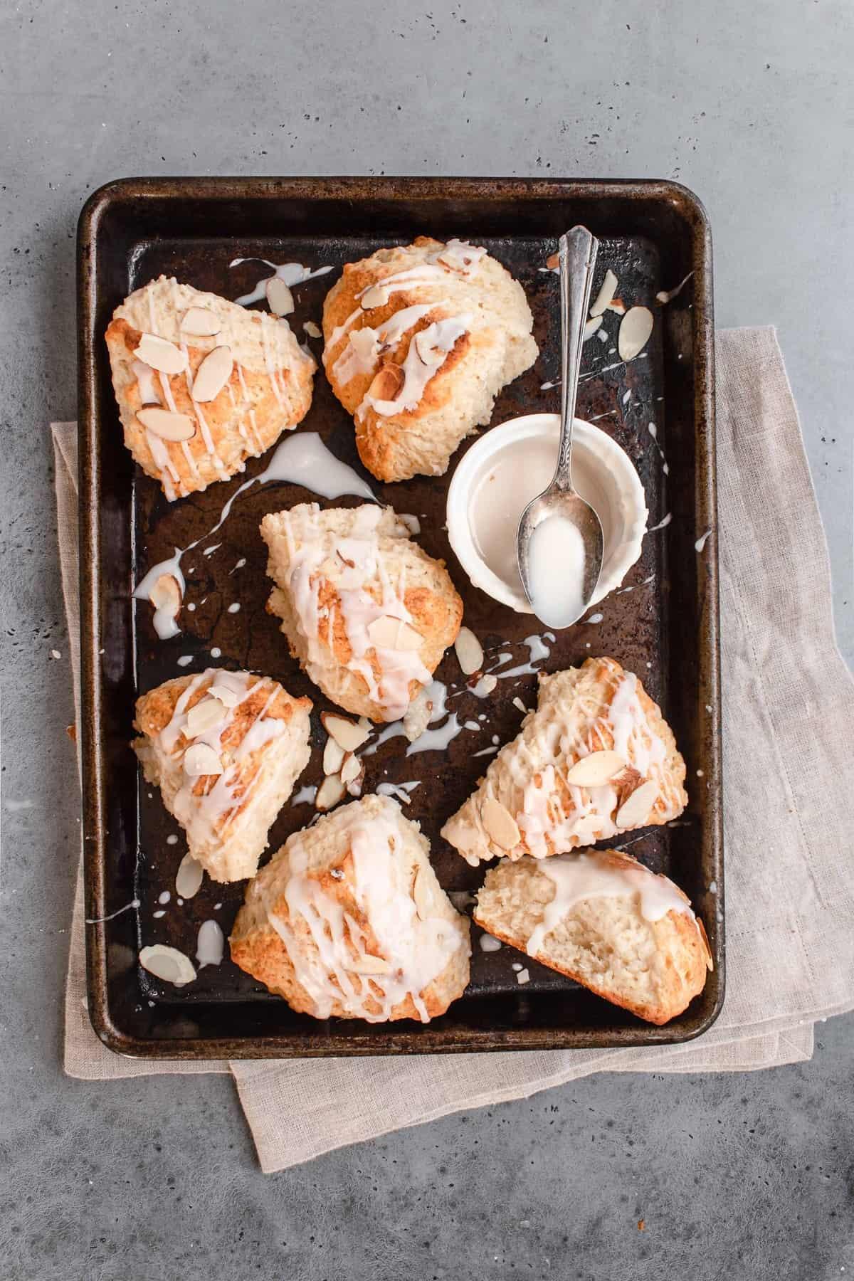 5 minutes scones