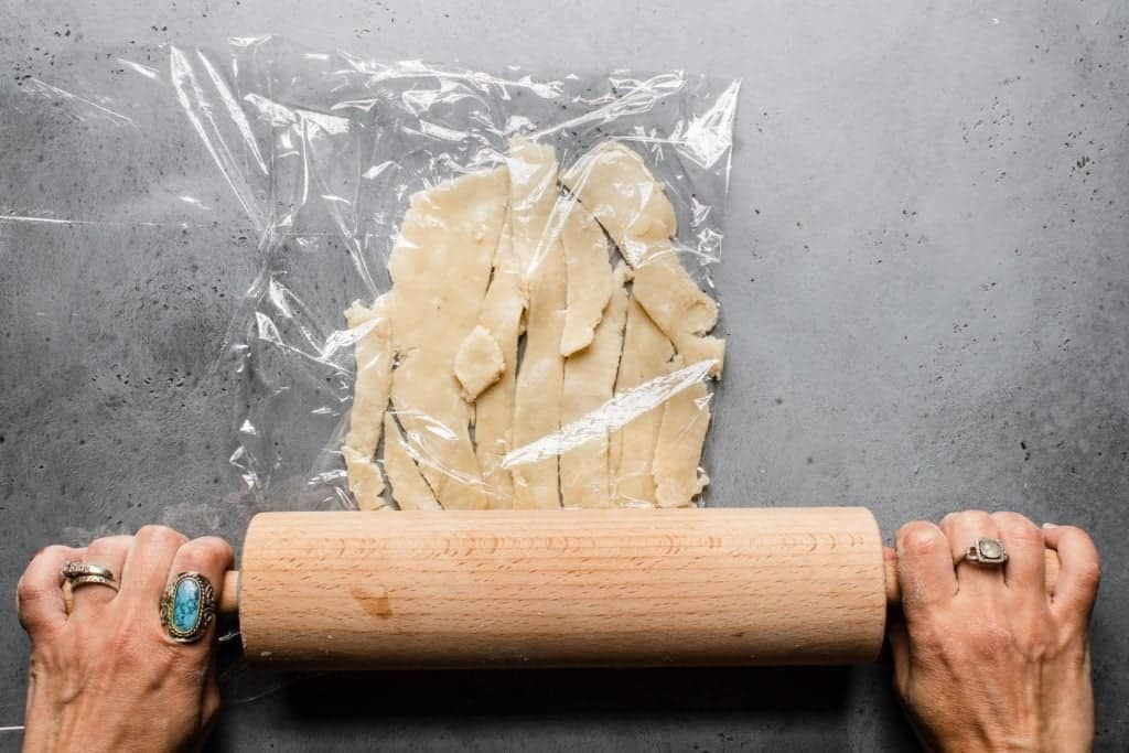 How to use pie crust leftovers