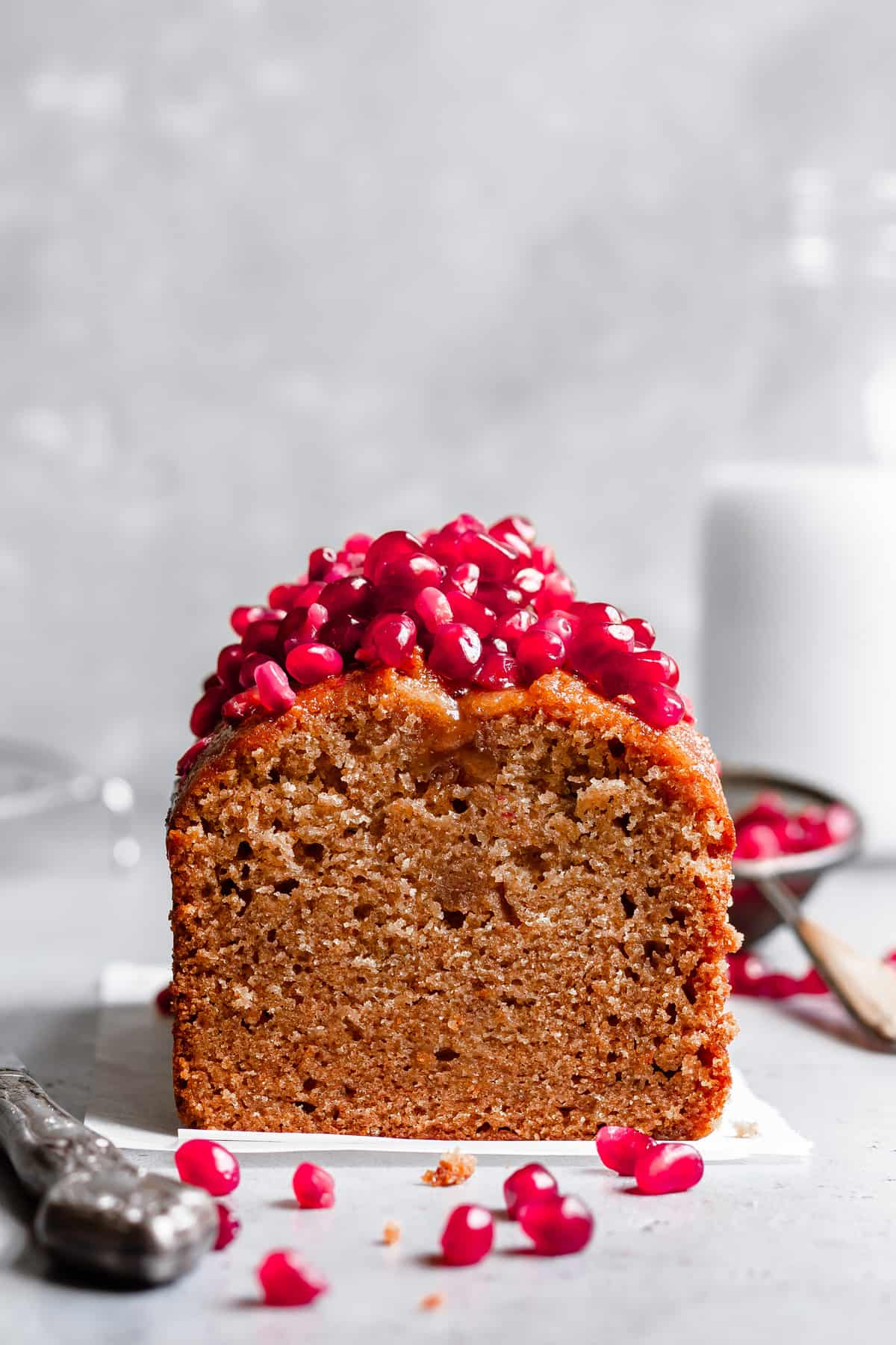 Jewish Honey Cake Is Soft Sweet And Non Dairy