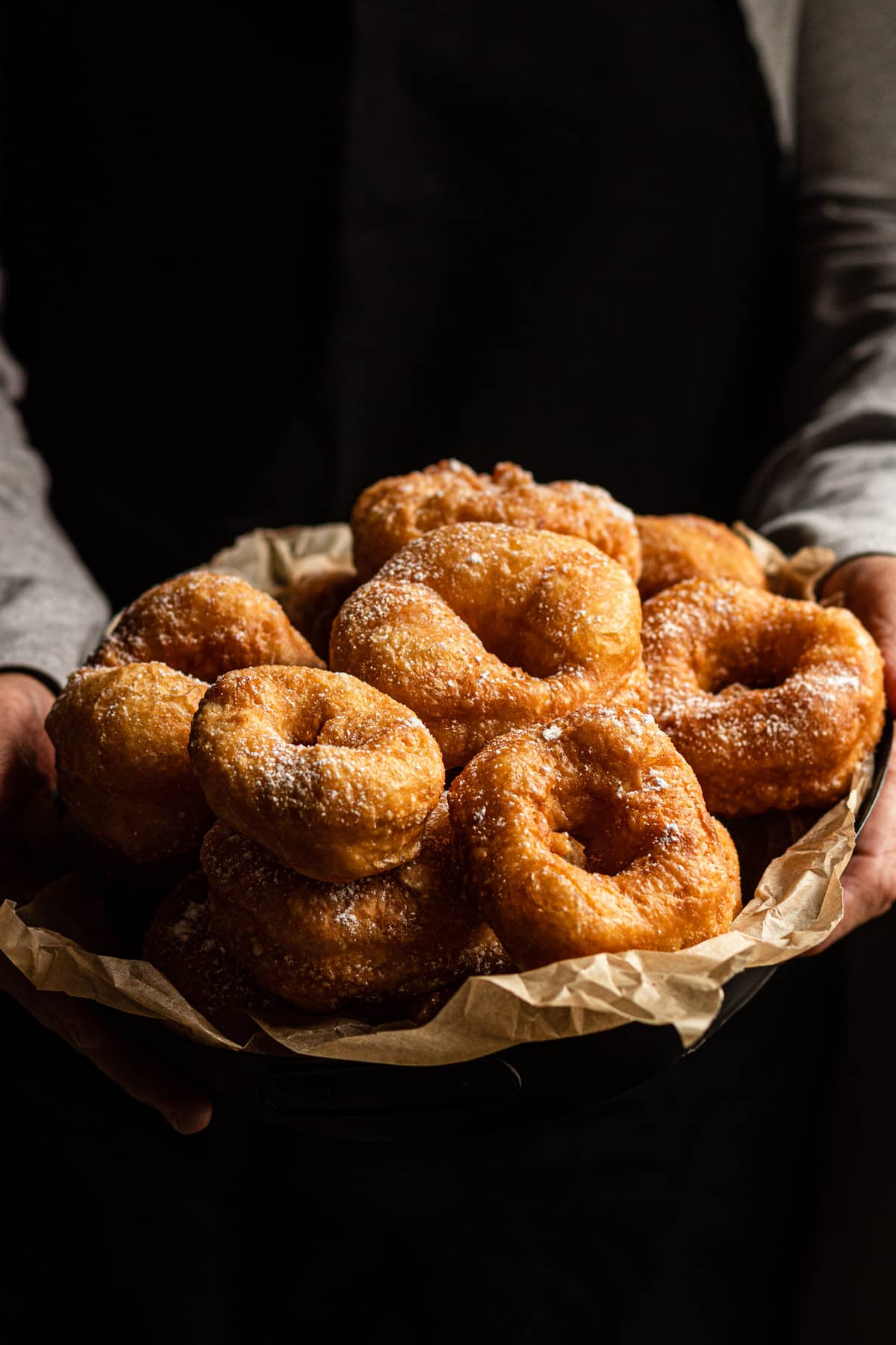 Sfenj Moroccan donuts recipe