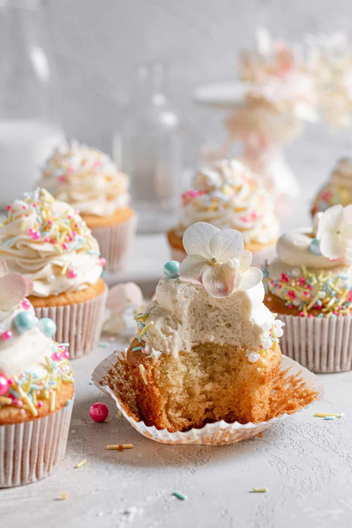 Eggs free cupcakes recipes