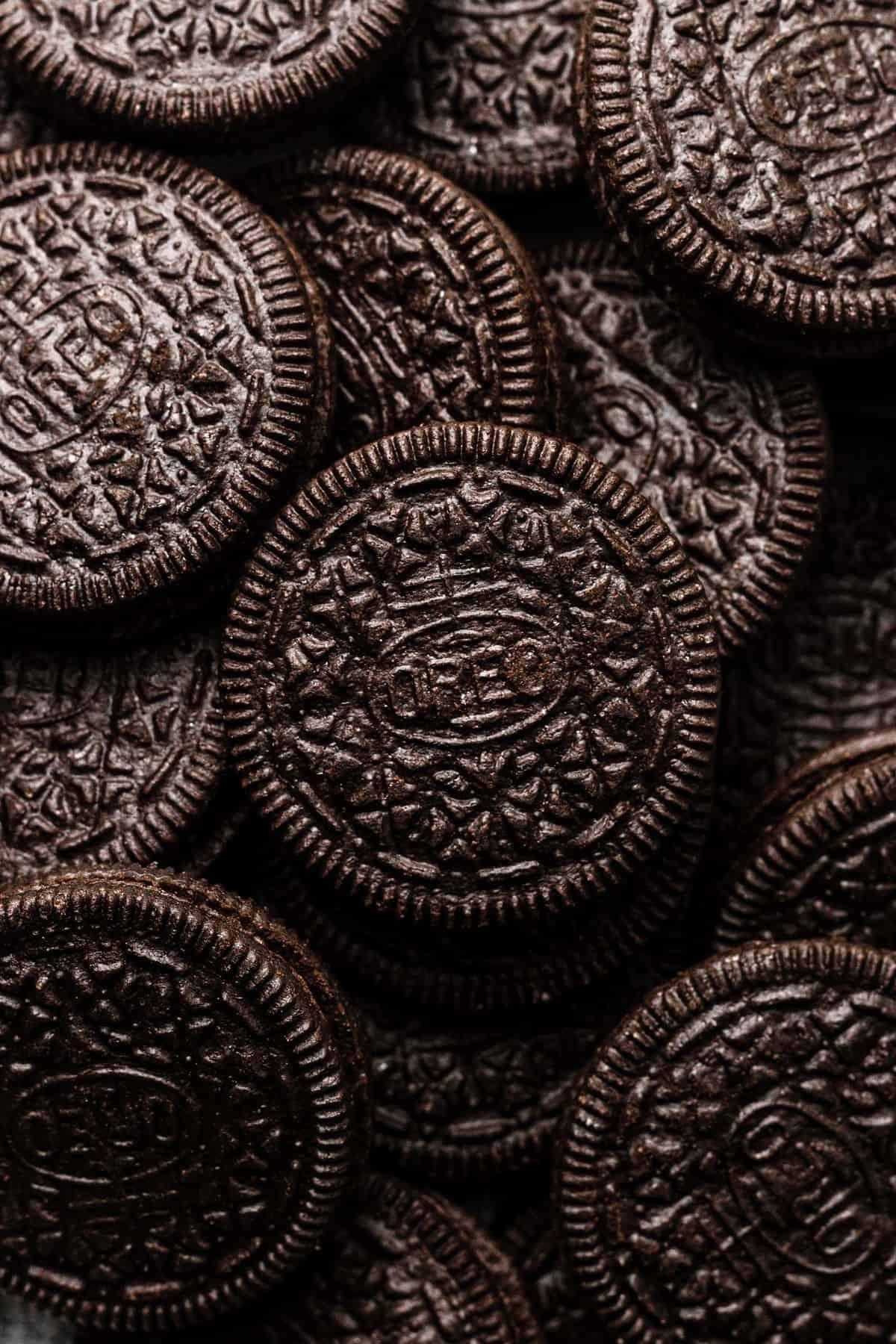 Chocolate Oreo Cupcakes recipe