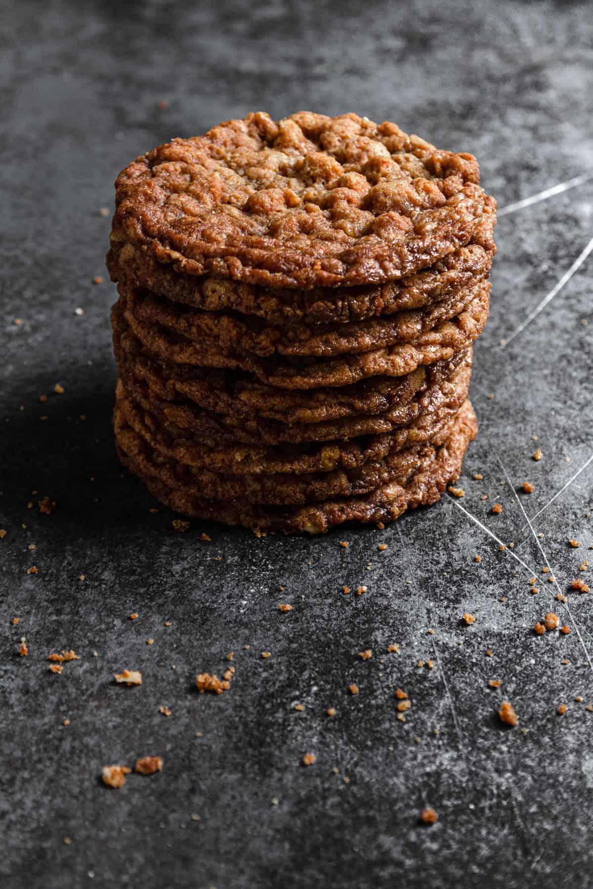 Oatmeal Butterscotch Cookies recipe