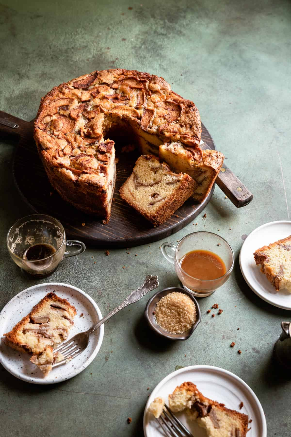 The best apple cake recipe