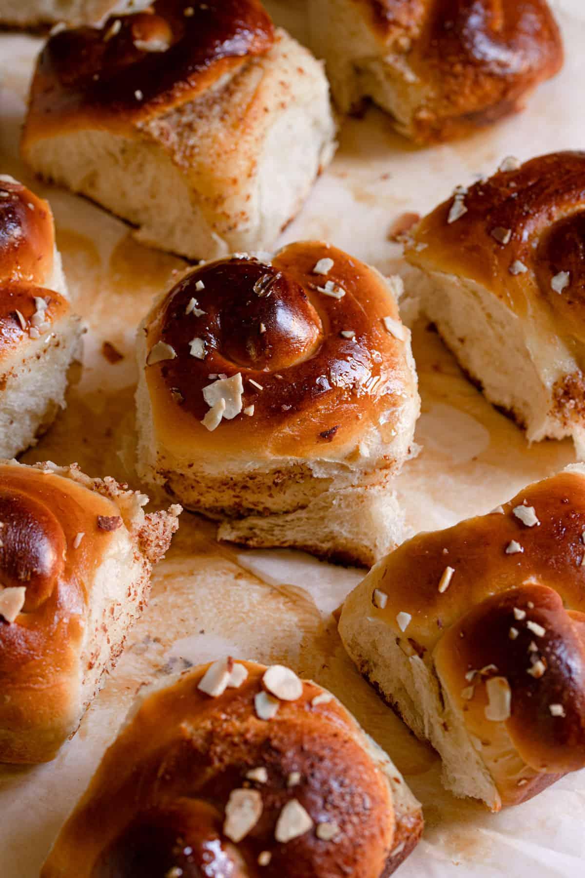 Sweet Challah recipe