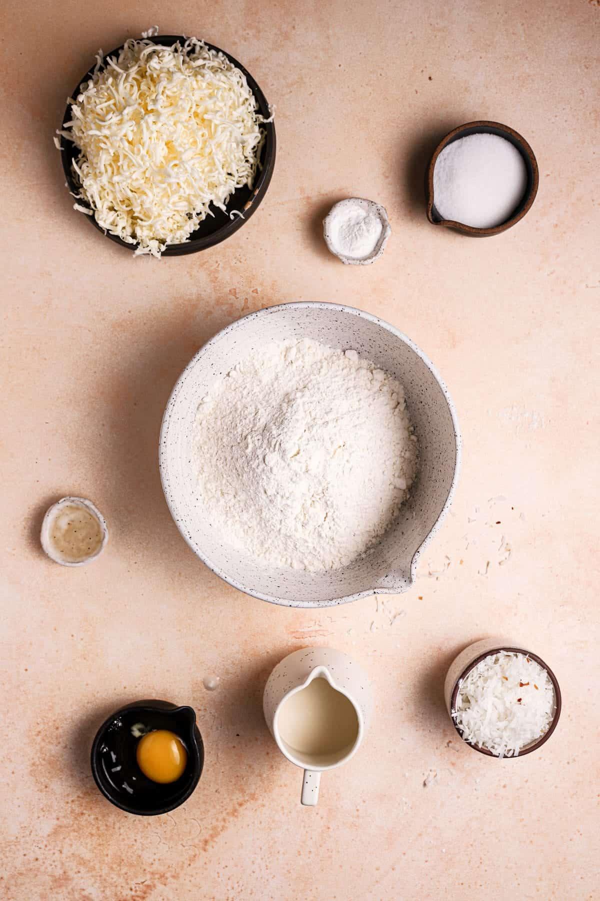 coconut scones recipe
