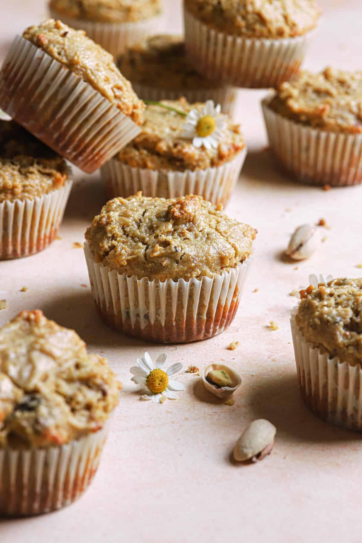 Pistachio muffin recipe